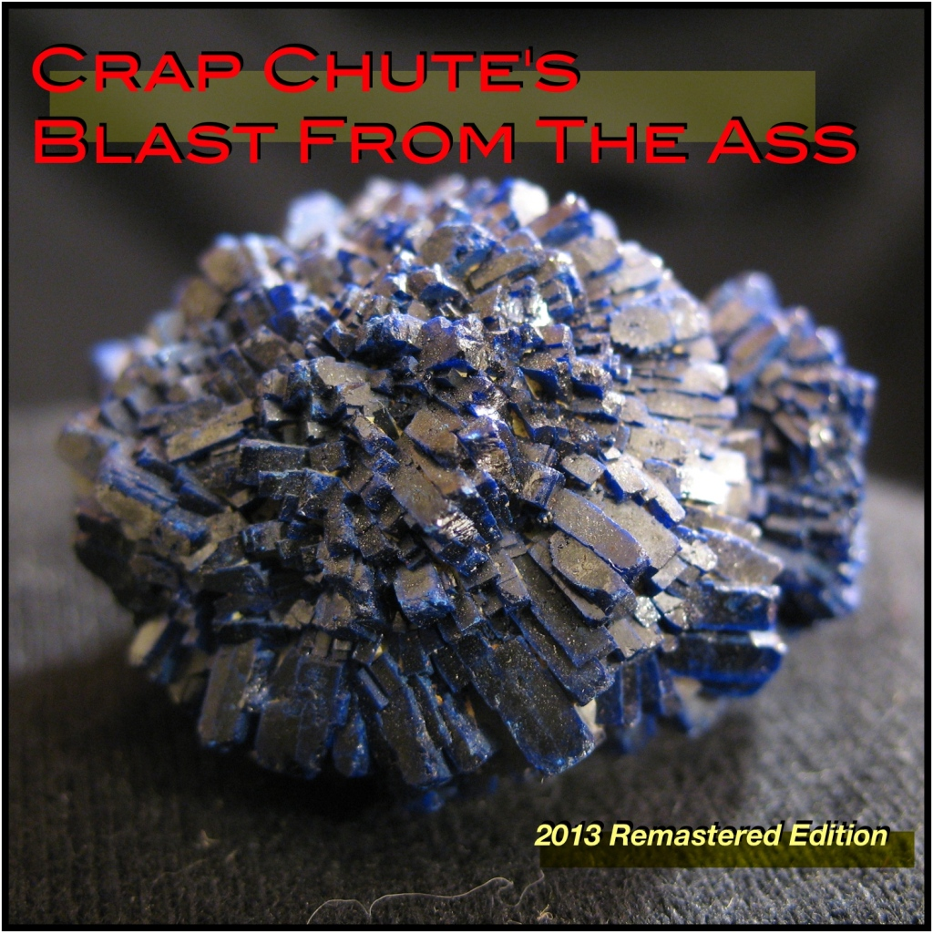 Crap Chute's Blast from the Ass