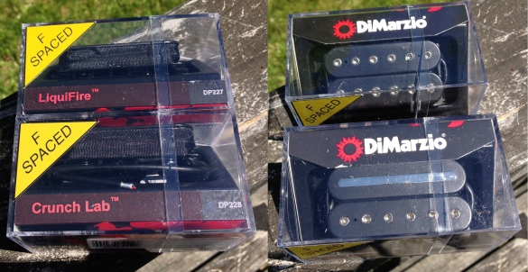 Dimarzio in Package