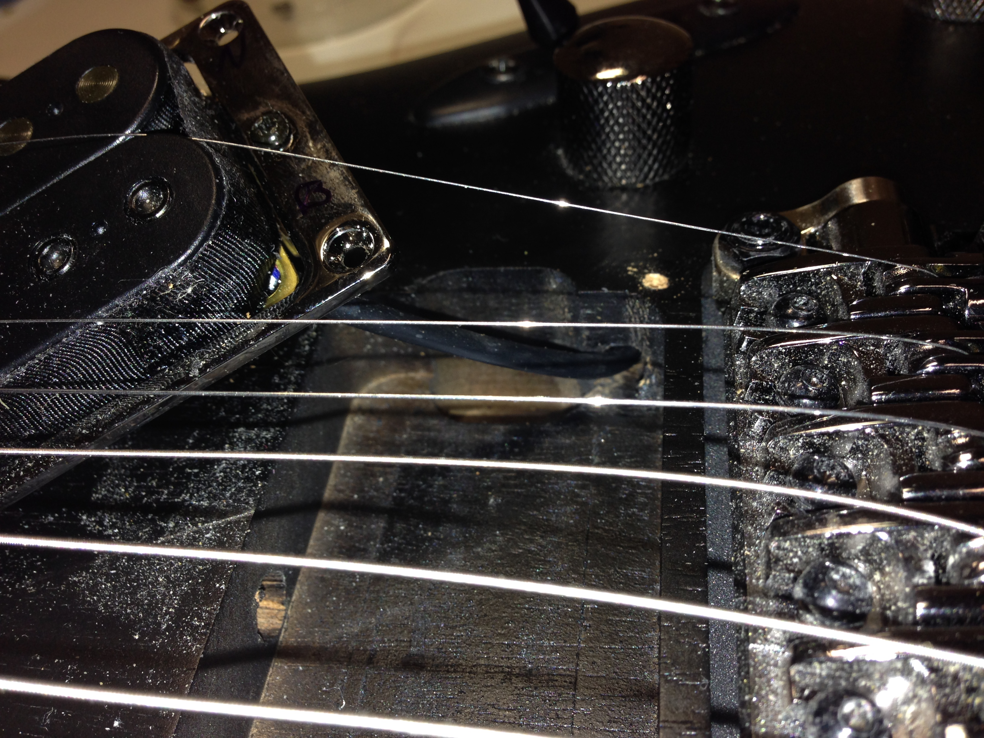 Changing the Pickups in an Ibanez S420 Guitar – The inability to ...