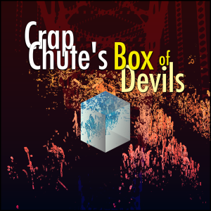 Crap Chute's Box of Devils Cover by Steven Cogswell