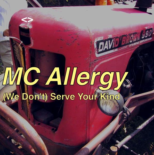 MC Allergy Country Cover Art