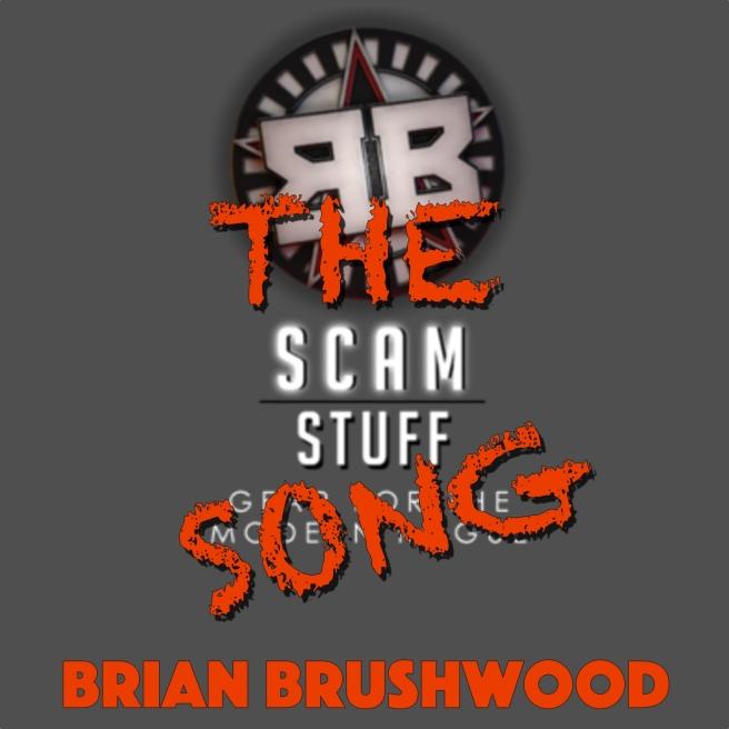 Scam Stuff Song Art