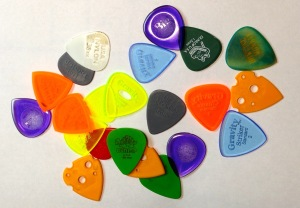 guitar picks 2015