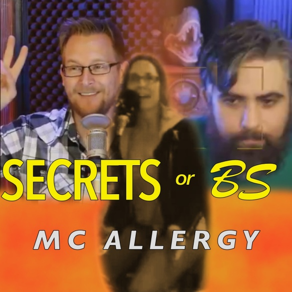 Secrets or BS Cover Art as
